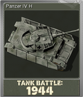 Tank Battle 1944 Foil 4