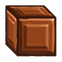 Blocks That Matter Emoticon chocolate