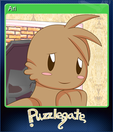 Escape from Puzzlegate Card 01