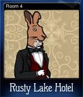 Rusty Lake Hotel Card 5