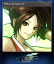 THE KING OF FIGHTERS XIII Card 4