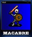 Macabre Card 3