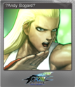 THE KING OF FIGHTERS XIII Foil 12