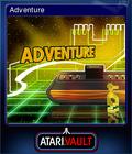 Atari Vault Card 1
