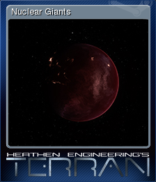 Heathen Engineering's Terran Card 4