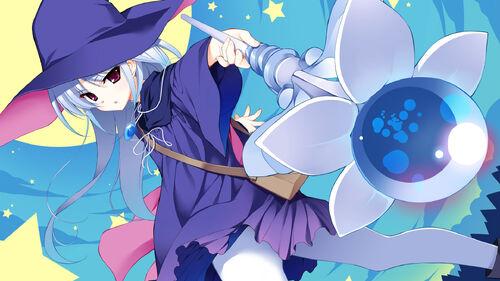 Idol Magical Girl Chiru Chiru Michiru Part 1 Artwork 1