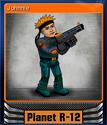 Planet R-12 Card 2