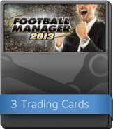 Football Manager 2013 Booster Pack