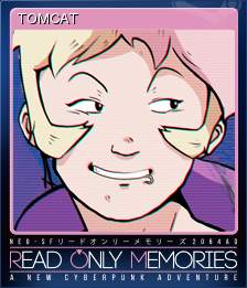 Read Only Memories Card 2