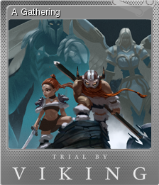 Trial by Viking Foil 2