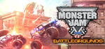 Monster Jam Battlegrounds Logo