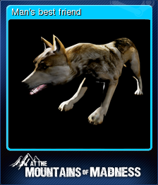 At the Mountains of Madness Card 4