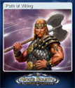 Kings Bounty Warriors of the North Card 01