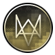 Watch Dogs Badge Foil