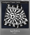 Hooligan Fighters Foil 5