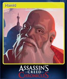Assassin's Creed Chronicles India Card 3