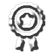 Agent Awesome Badge 5