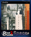 Pixel Puzzles 2 Space Card 1