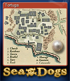 Sea Dogs To Each His Own Card 06