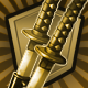 Shadow Warrior Badge Foil