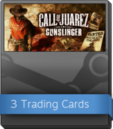 Call of Juarez Gunslinger Booster