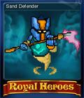 Royal Heroes Card 4