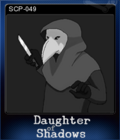 Daughter of Shadows An SCP Breach Event Card 4