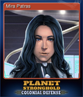 Planet Stronghold Colonial Defense Card 5