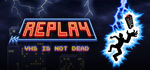 Replay - VHS is not dead Logo