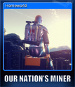 Our Nation's Miner Card 2