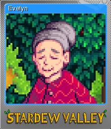Stardew Valley Foil 4