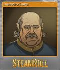 Steamroll Foil 3