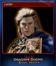 Dragon's Dogma Dark Arisen Card 7