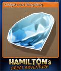 Hamilton's Great Adventure Card 8