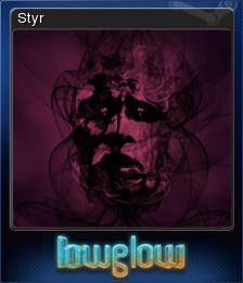 Lowglow Card 2