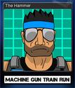 Machine Gun Train Run Card 1