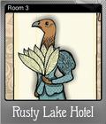 Rusty Lake Hotel Foil 4