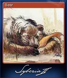 Syberia II Card 9