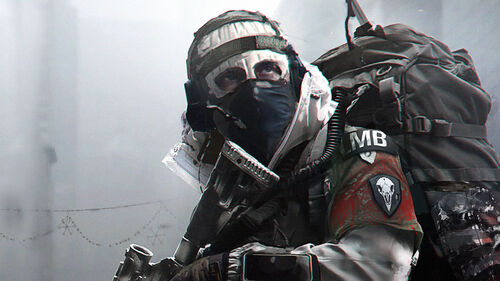 Tom Clancy's The Division Artwork 3