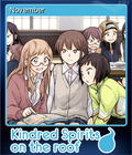 Kindred Spirits on the Roof Card 8