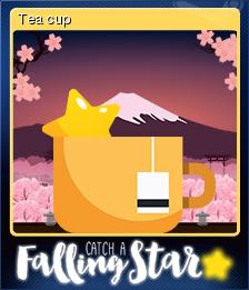 Catch a Falling Star Card 3