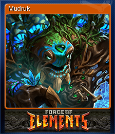 Force of Elements Card 3