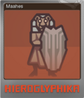 Hieroglyphika Foil 07