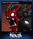 Mark of the Ninja Card 4