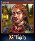 Villagers Card 3
