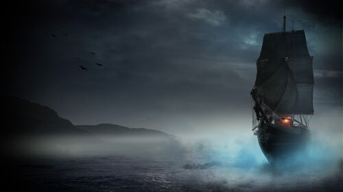 Black Sails - The Ghost Ship Artwork 1
