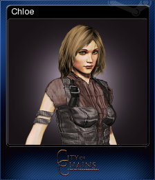 City of Chains Card 1