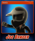 Joe Danger Card 6