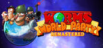 Worms World Party Remastered Logo