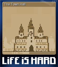 Life is Hard Card 3